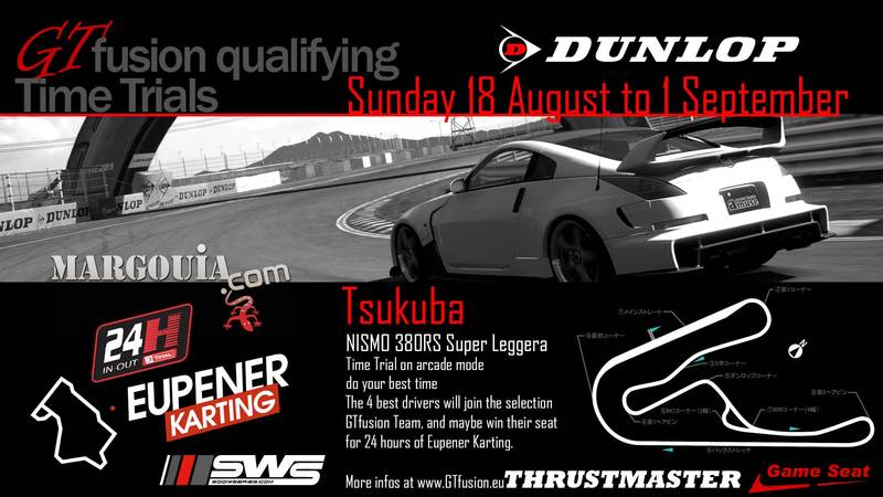 TOTAL 24h IN-OUT Eupener 2013 GTfusion Qualifying