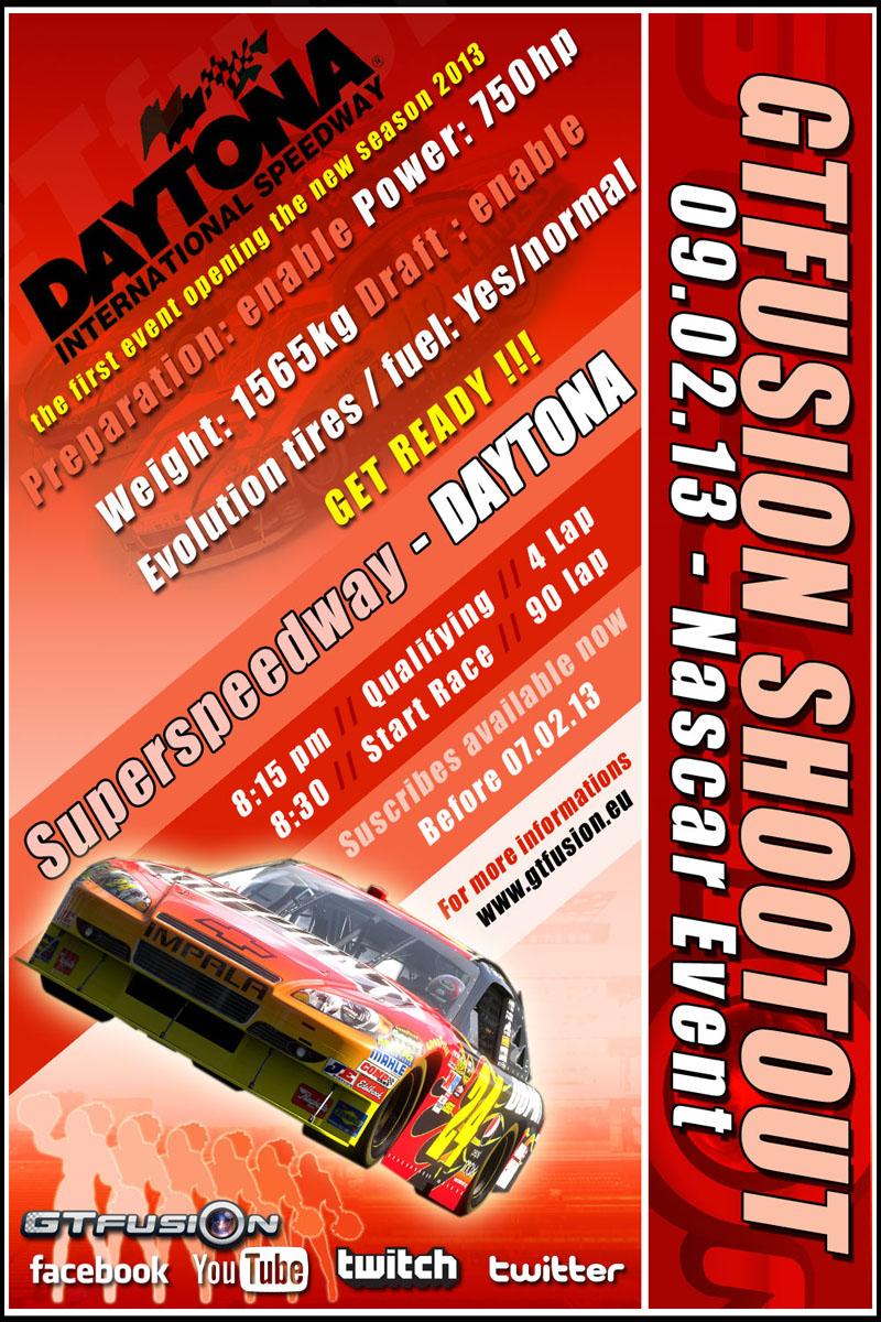 GTfusion2013 Shootout